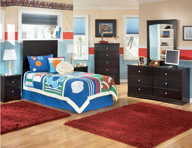 Image of: Cool Modern Kids Bedroom Furniture