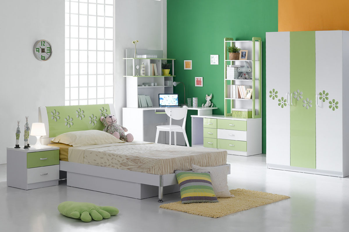 Image of: Kids Bedroom Furniture Picture