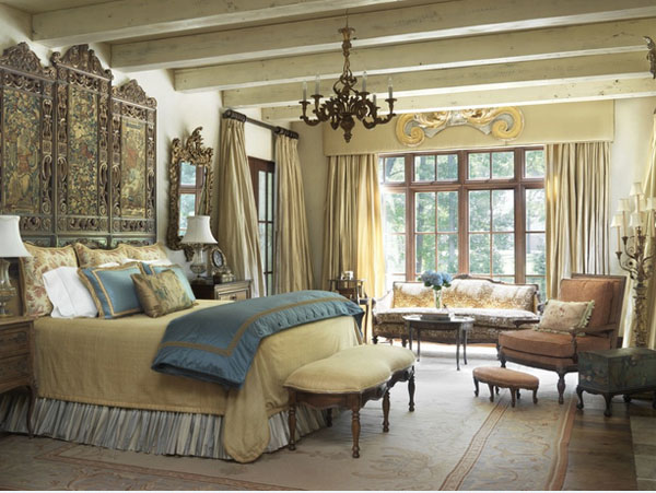 Image of: classy tuscan bedroom furniture