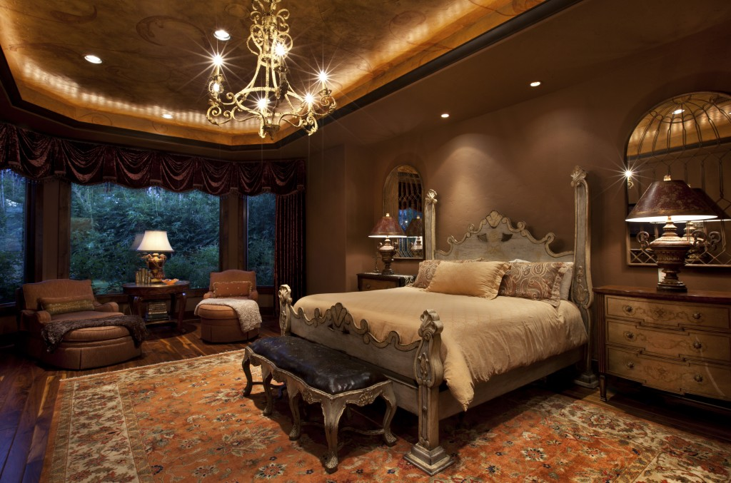 Image of: tuscan bedroom furniture inspiration