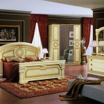 tuscan bedroom furniture photo