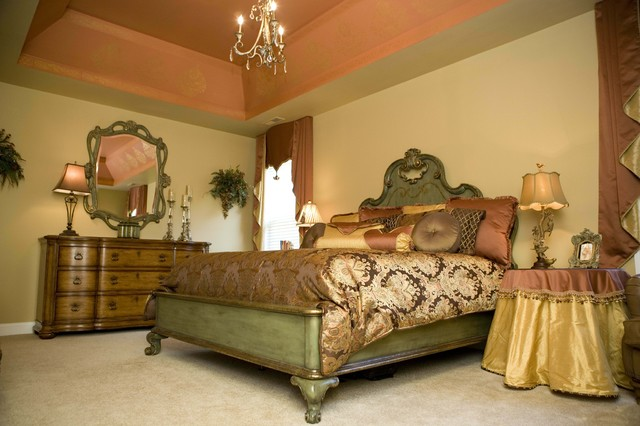 Image of: tuscan bedroom furniture tips