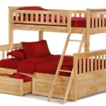 Adult Bunk Beds Red