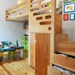 Amazing Bunk Bed with Stairs