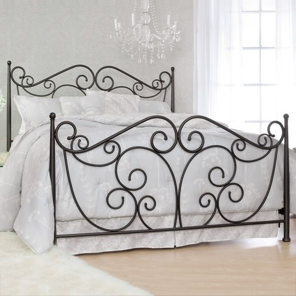 Image of: Amazing Full Size Metal Bed Frame