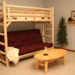 Amazing couch bunk beds