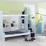 Awasome Bunk Bed with Stairs
