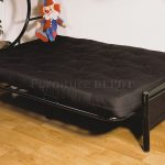 Black Futon Bunk Beds