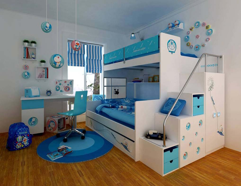 Image of: Bunk Bed Ideas for Boys