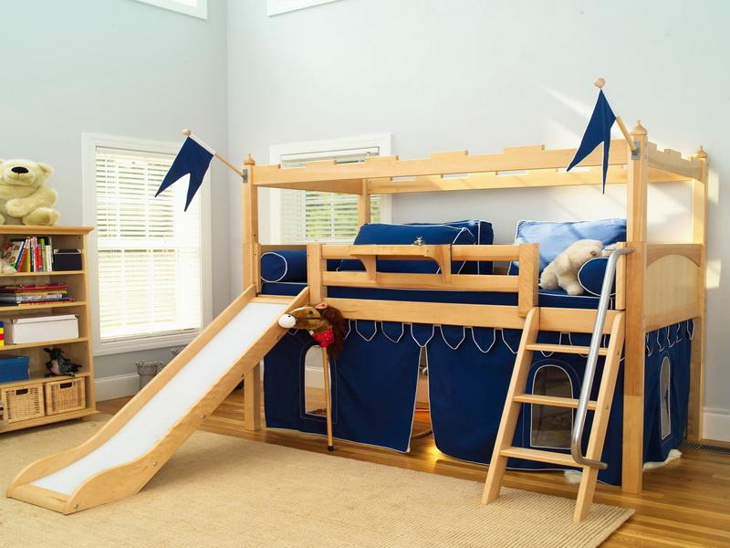 Image of: Bunk Bed Ideas for Children