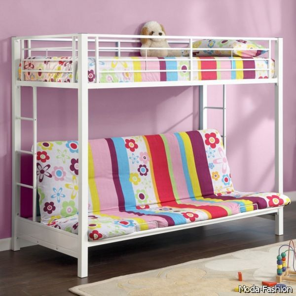 Image of: Bunk Style Beds for Boy Kids