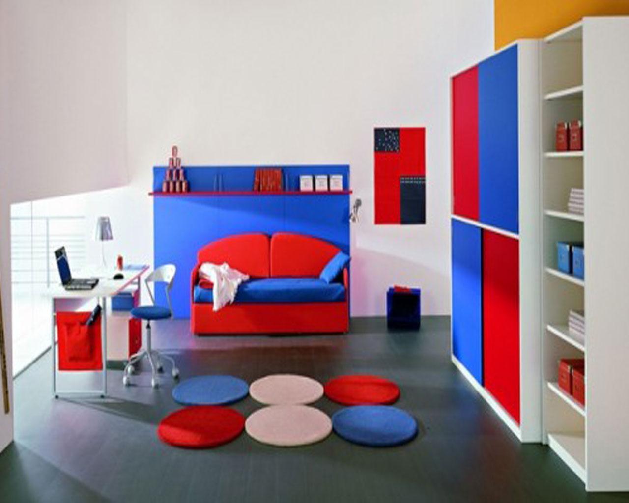 Image of: Bunk Style Beds for Boy