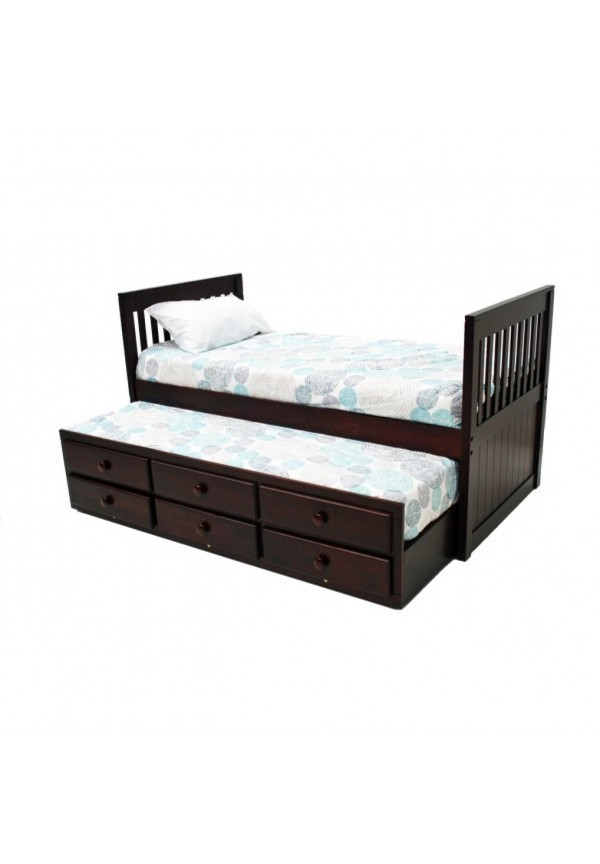 Image of: Casper Trundle Bed Frame