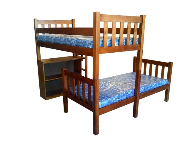 Image of: Cheap Wood Bed Frames