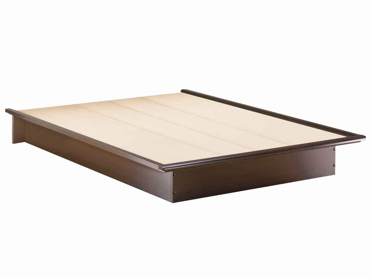 Image of: Contemporary Queen Platform Bed