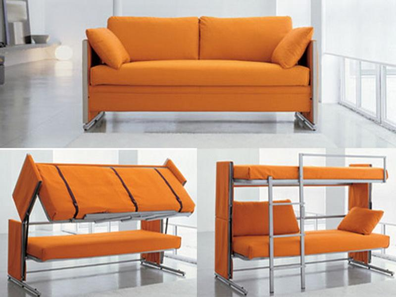 Creative Murphy Bed with Sofa