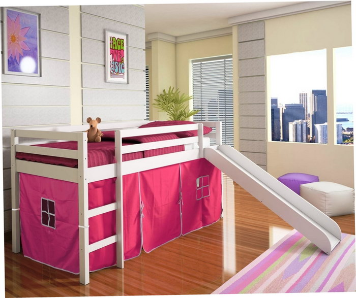 Image of: Doll Bunk Beds Beautiful