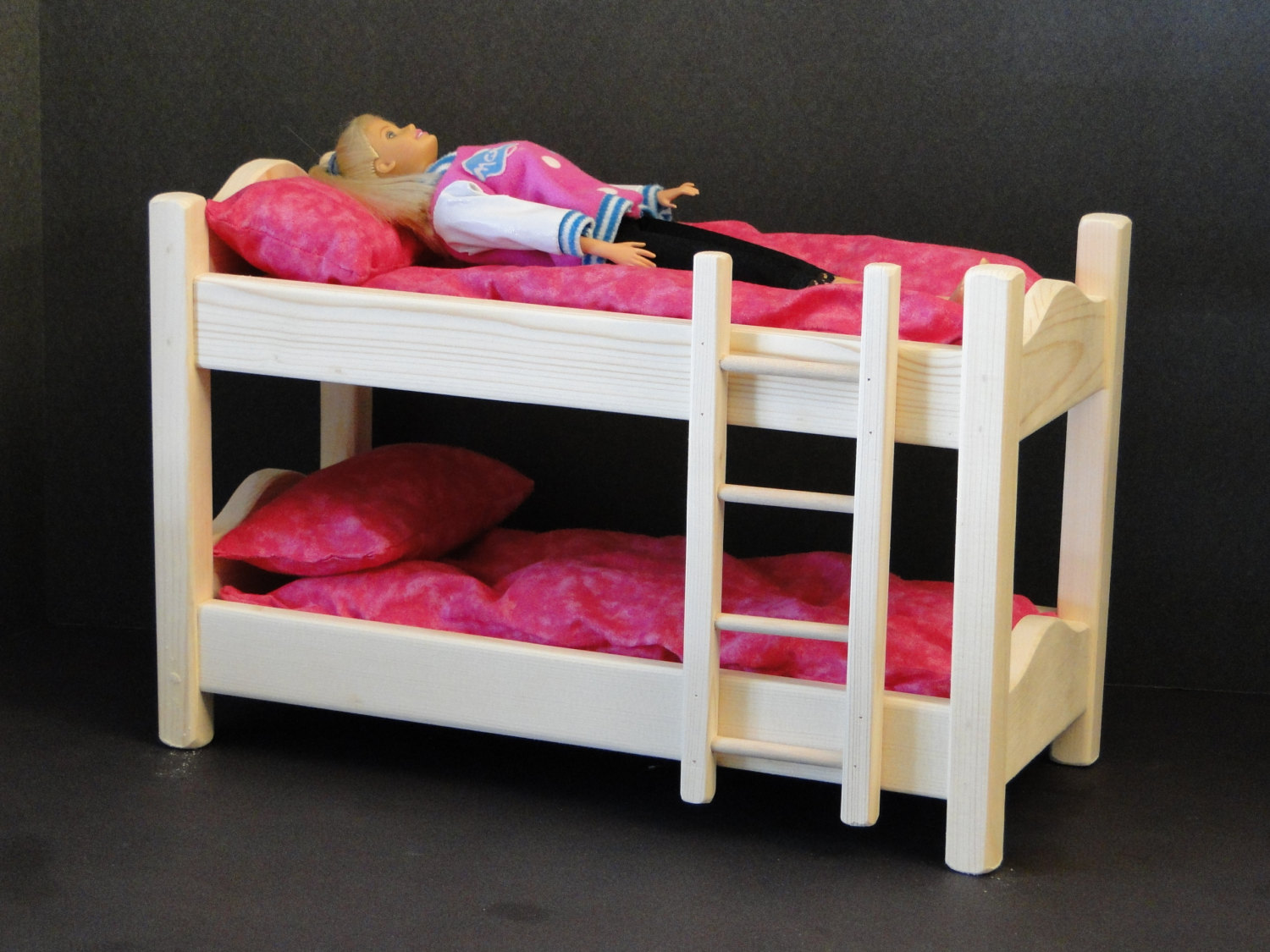 Image of: Doll Bunk Beds With Mattress