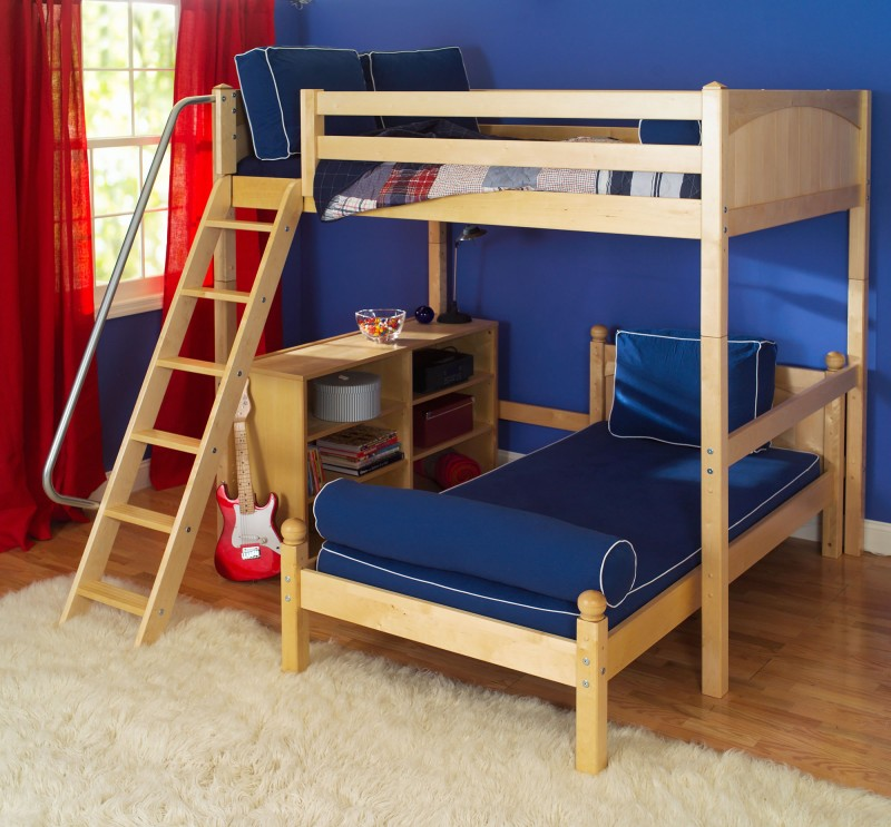 Image of: Elegant Boys Bunk Style Beds