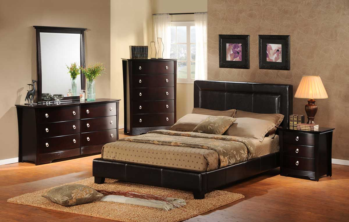 Image of: Elegant bedroom design
