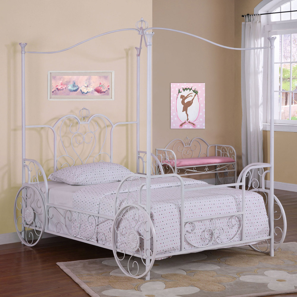 Full Size Metal Bed Frame Gallery
