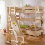 Fun Bunk Bed with Slide