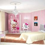 Hello Kitty Bedroom furniture set for your daughter