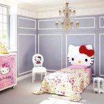 Cute Hello Kitty Bedroom Furniture