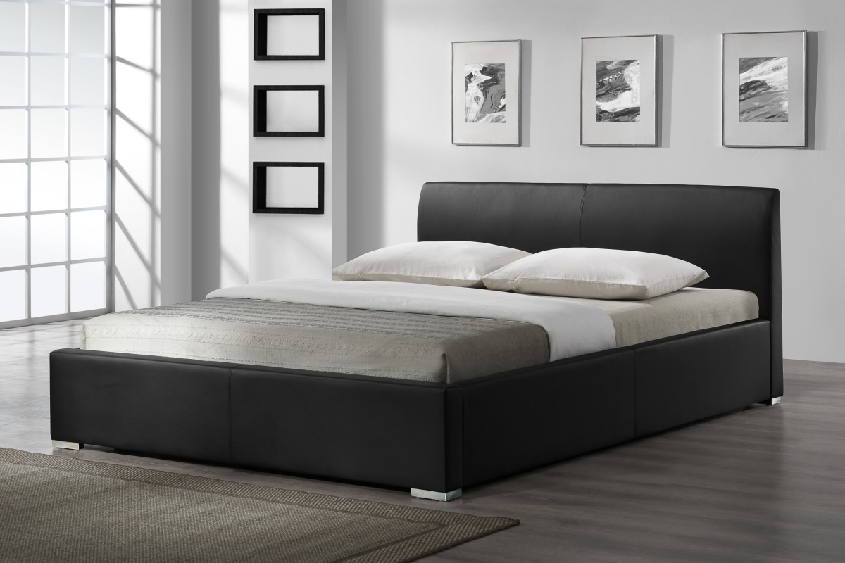 Image of: Home Bed Frames Queen Charlie Luxury