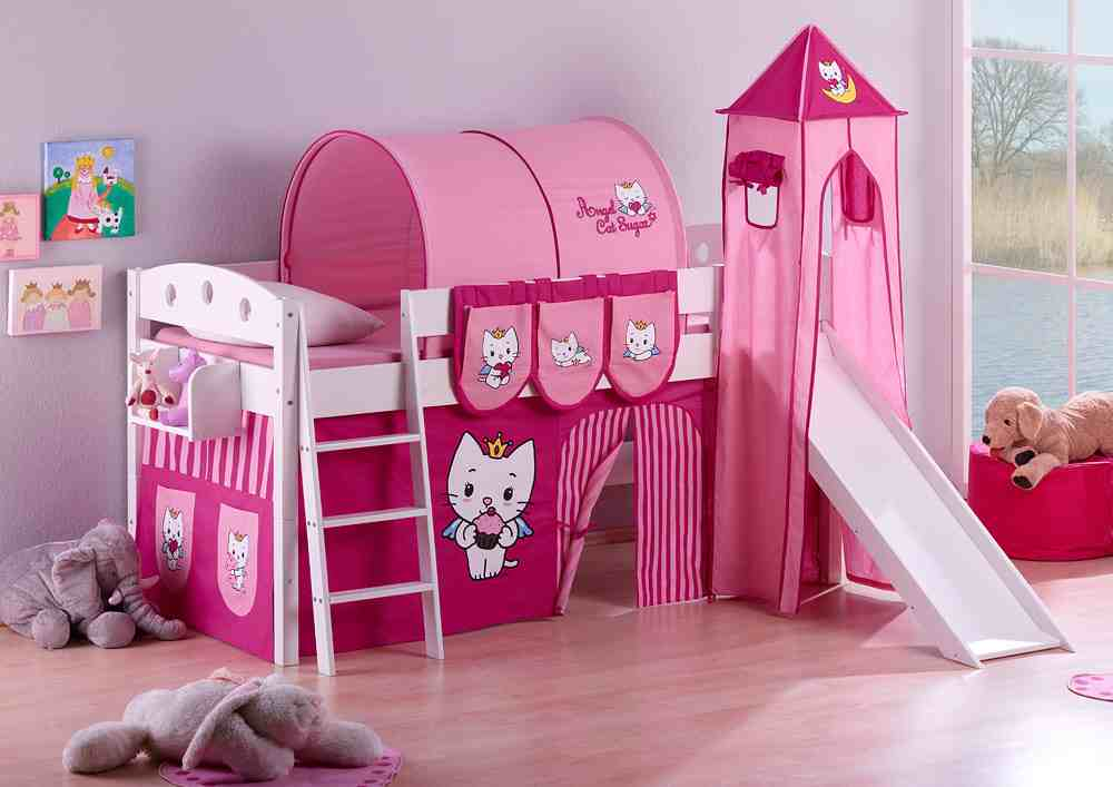 Image of: Home Decor Model Hello Kitty Bedroom furniture