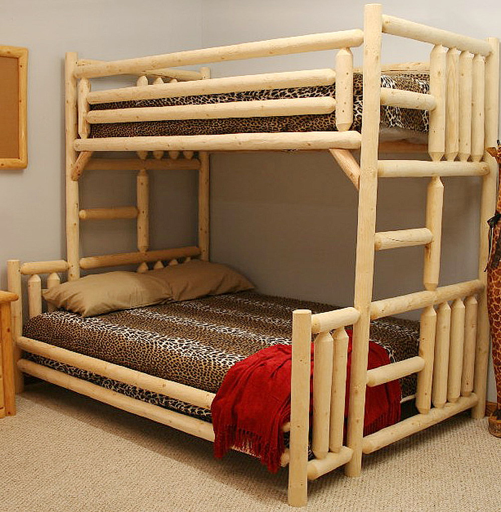 Image of: IKEA Adult Bunk Beds