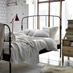 IKEA Full Size Metal Bed Frame