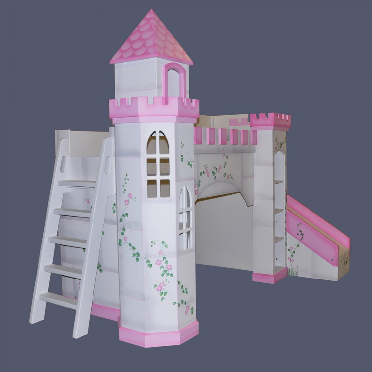 Image of: Leeds Castle Bunk Bed