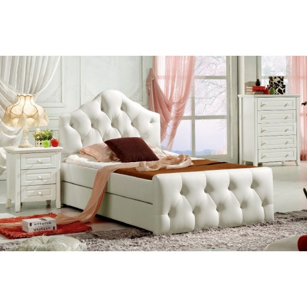 Image of: Luxury Trundle Bed Frame