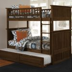 Metal Bunk Bed With Trundle Bunk