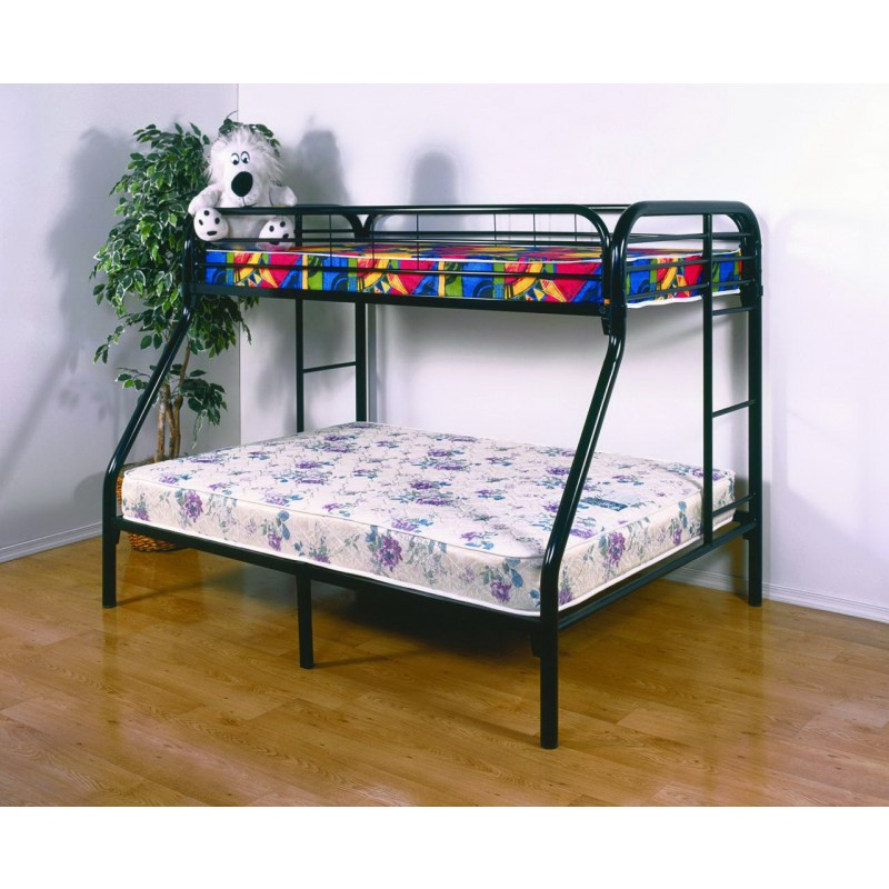 Image of: Metal bunk beds for kids