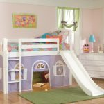 Modern Bunk Bed with Slide