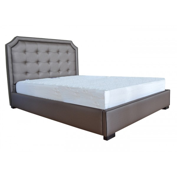Image of: Modern Upholstered Bed Frame
