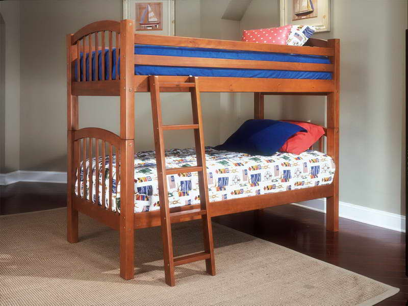 Image of: Murphy Bunk Bed With Carpet Floor Plans