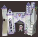 Picture of Pincess Bunk Bed