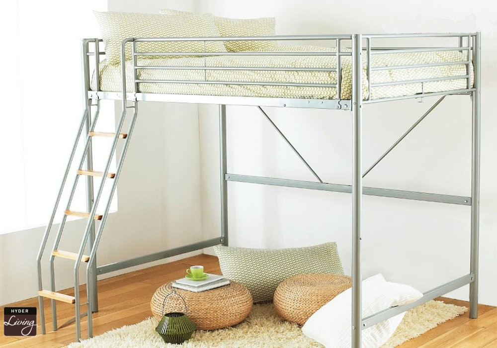 Image of: Simple Adult Bunk Beds