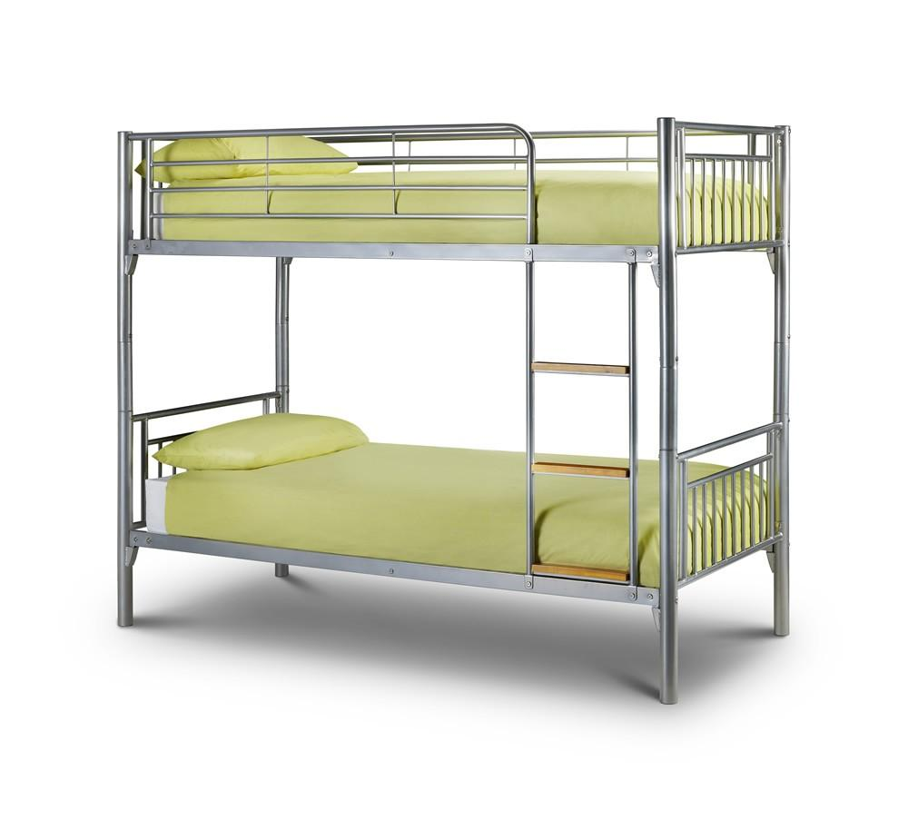 Single bunk bed furniture