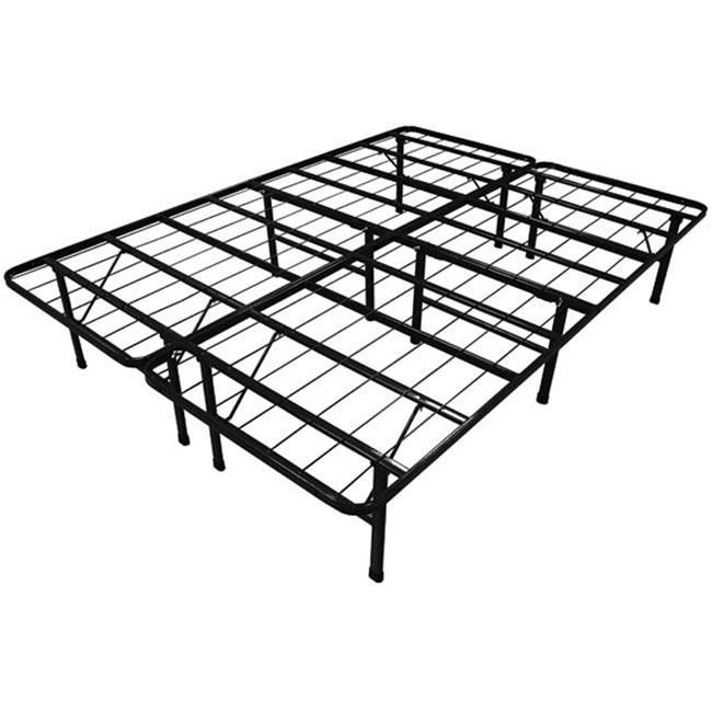 Image of: Small Full Size Metal Bed Frame
