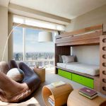 Stylish bunk beds for small rooms