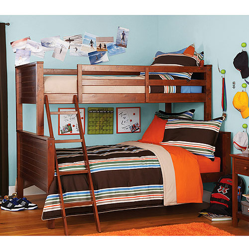 Image of: Track Multiple Bunk Beds for Boy