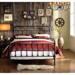 Traditional Full Size Metal Bed Frame