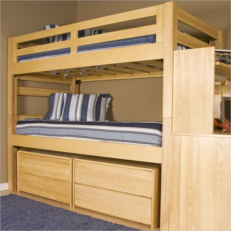 Image of: Triple bunk bed sets