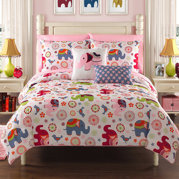 Image of: Twin Bedding Sets for Girls Cute