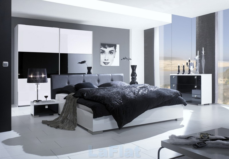 Image of: Ultra modern bedroom design