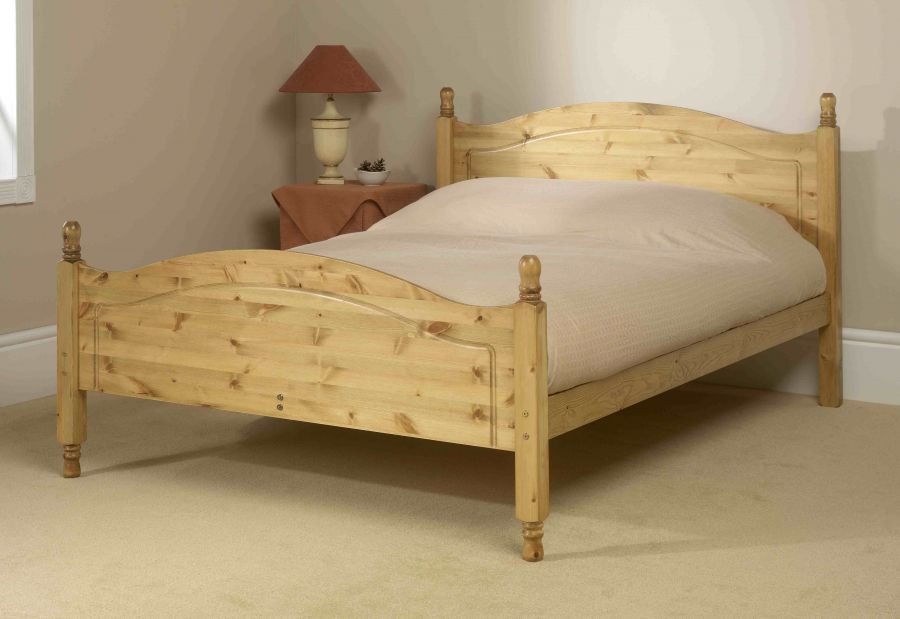Wood Bed Frames Picture